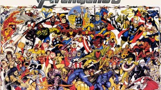 Progression of The Avengers Franchise
