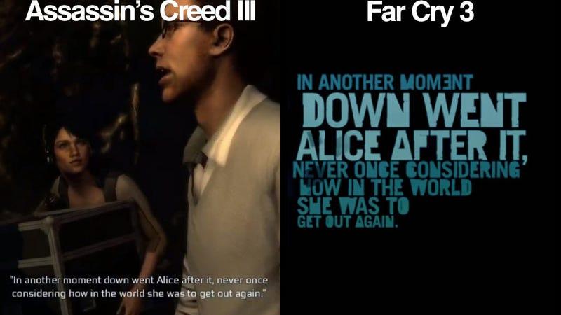 Ubisoft's Weird Alice in Wonderland Cameos
