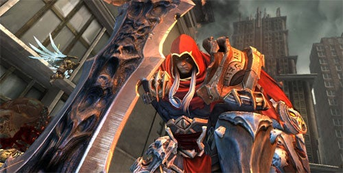 Free Copies Of Red Faction For Every* Darksiders Owner