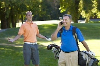 Play Through At Your Own Risk: Golfer Might Lose Leg After On-Course Fight