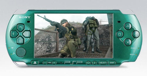"""Metal Gear Solid: Peace Walker Shows Its """"Spirited Green"""" Side"""