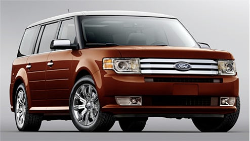 People On The Internet Are Searching For The Ford Flex