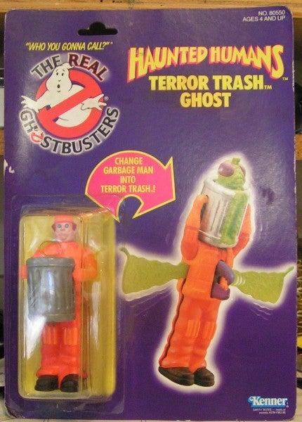 Trash Fights Back: The scariest monsters made of garbage!