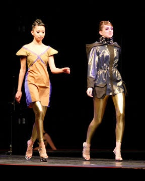 Glitterati: $10,000 Clothing With Palladium and Silver Nanoparticles Destroys Viruses, Germs and Smog