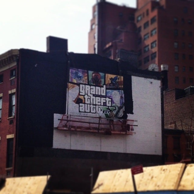 Impatient People Make GTA V Box Art [UPDATE]