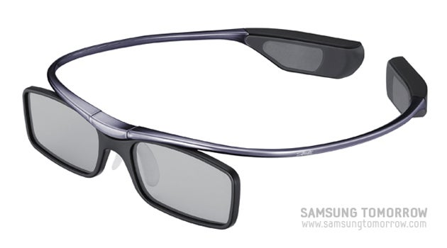 Lightest 3D Glasses in the World is Samsung's Newest Claim