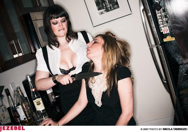 """Meet """"Slut Machine"""": Jezebel Spiritual Leader, No Longer In Hiding"""
