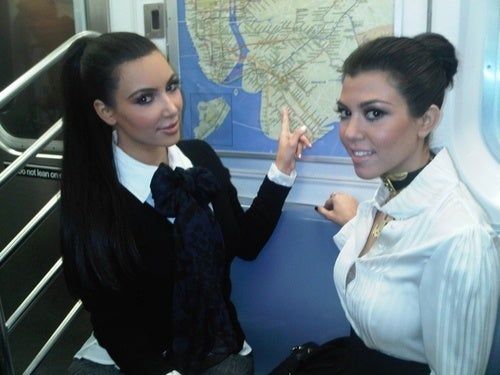 'Alright, Which One Is Brooklyn? Very Good, Kim!'