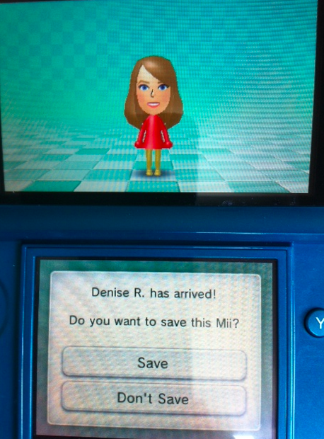 Does This Random Celebrity Mii Look Like This Random Celebrity To You?