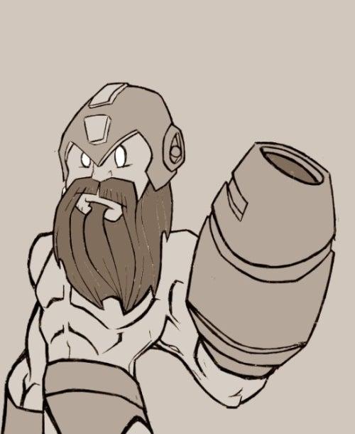 Beards Make Games Better!