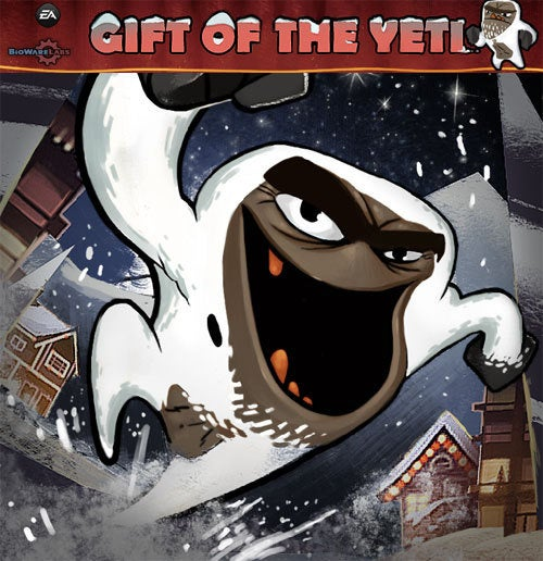 BioWare Labs Gives The Gift Of The Yeti