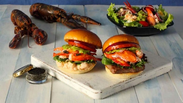 Wendy's Japan Introduces Lobster and Caviar Burger As Part of Premium Fast Food Line