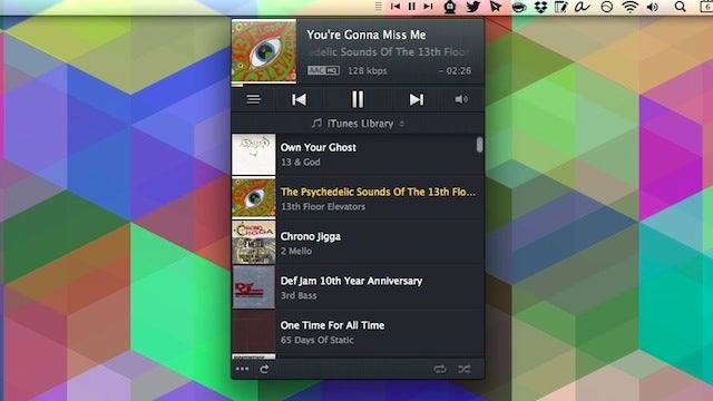 Vox Is a Powerful, but Minimal Music Player for Mac