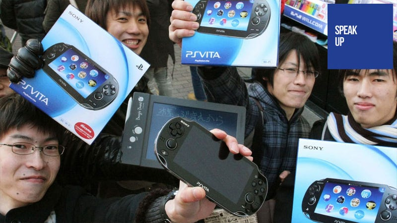 Now That It's Out in Japan, How Do You Feel About the PlayStation Vita?