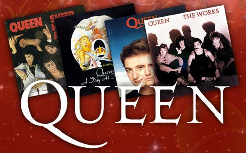 Rock Band's Queen 10-Pack In All Its Glory