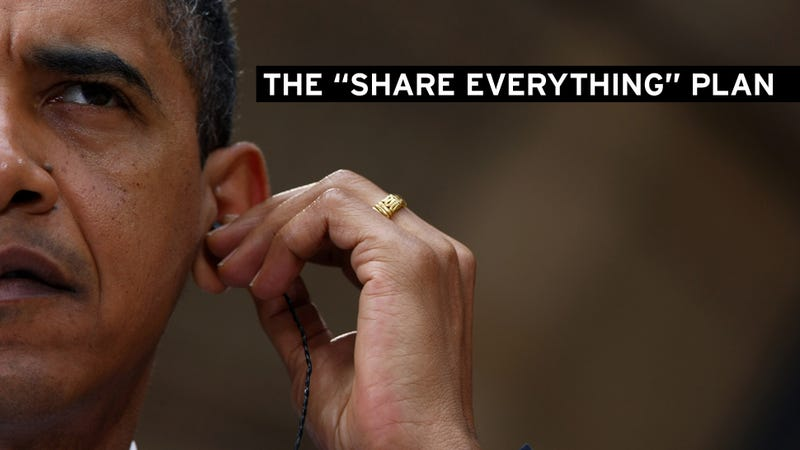 NSA Secretly Collecting Phone Records From Every Verizon Customer