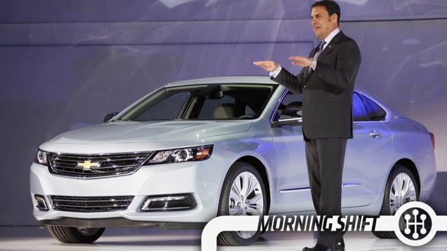 Chevy Is Number One Domestic Brand For Initial Quality, Seriously