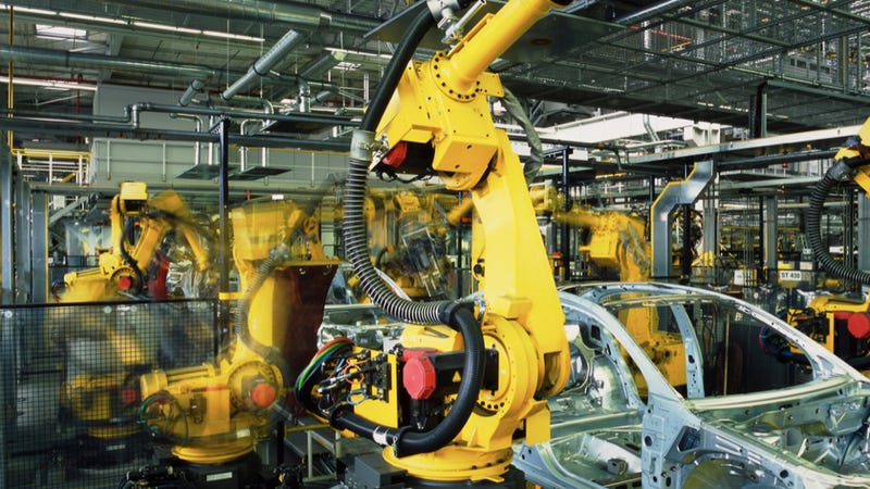 Will manufacturing automation finally eliminate the need for any human workers?