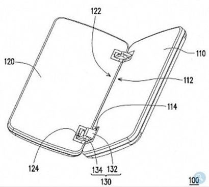 HTC Patent Shows Dual-Touchscreen Tablet/Phone