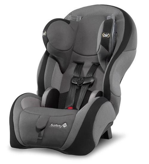 Air Protect Baby Seat Is Strong Enough to Take a Punch