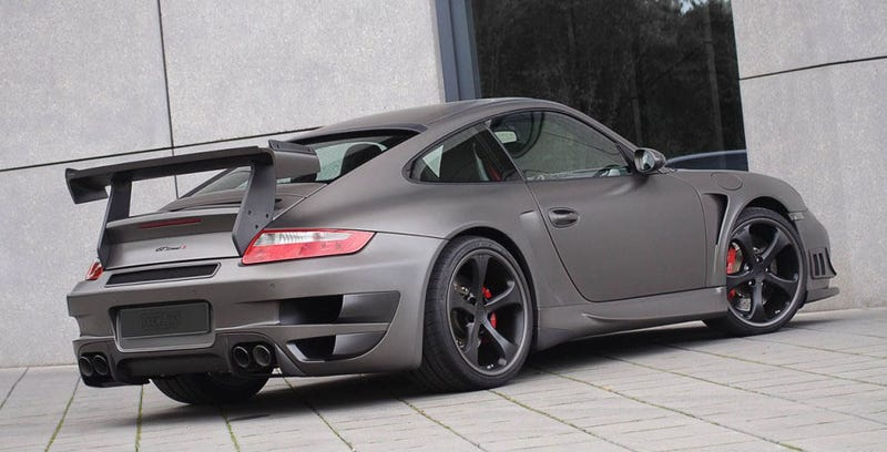 Techart Adds 660 HP GTstreetR To Porsche 911 Tuner Stable