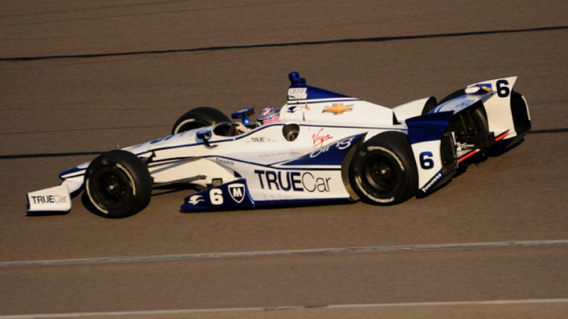 The Screwing Of IndyCar's Newest Female Driver