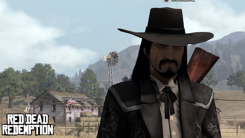 Stare Down Red Dead Redemption's Legends And Killers