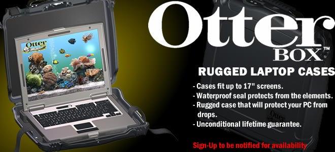 OtterBox Waterproof, Rugged Laptop Case