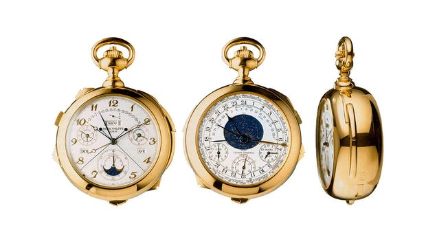 This Is the World's Most Complicated Timepiece