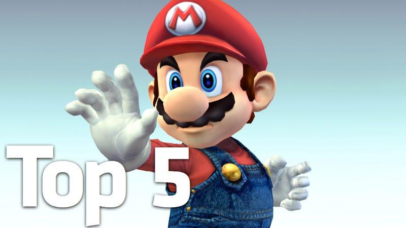 Dick Move, Mario