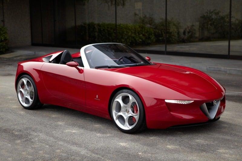 Alfa Romeo 2uettottanta Concept: Unpronounceable, Sexy As Hell