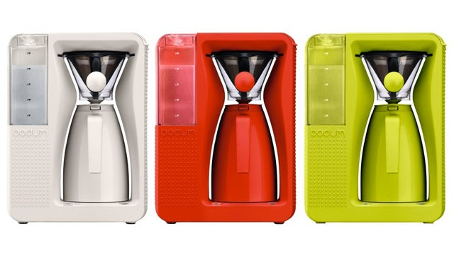 Bodum's Automatic Coffee Machine Isn't Just Prettier Than Yours—It's Better