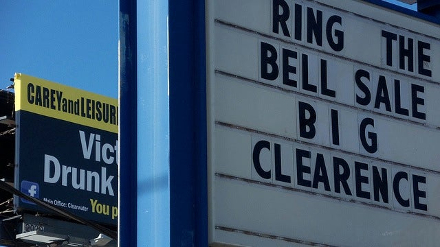 How Clearance Sales Trick Your Brain (and How to Fight Back)