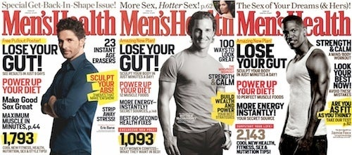 Men's Health Is Recognized For Excellence In Coverline Repurposing