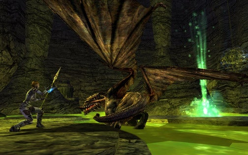 Dungeons & Dragons Online's Freedom Dated