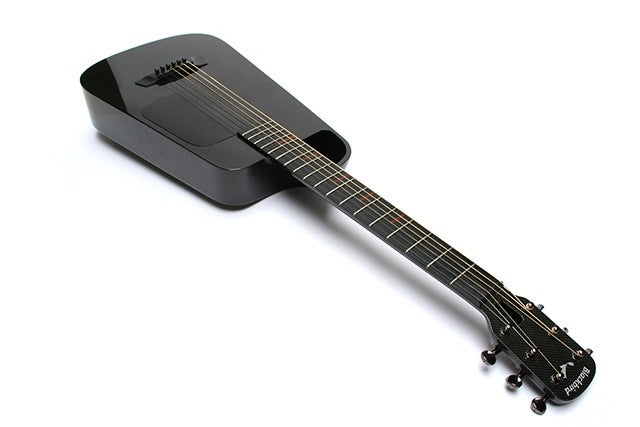 Blackbird Rider Nylon Guitar Actually Carbon-Fiber and Nearly Indestructible