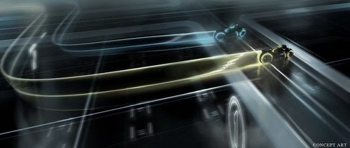 Tron Legacy Light Car Gallery