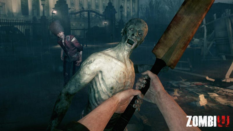 ZombiU's Multiplayer Will Probably Be One of the Best Things About the Wii U