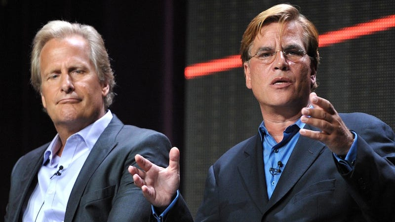 Aaron Sorkin Defends The Newsroom, Denies Firing Writing Staff