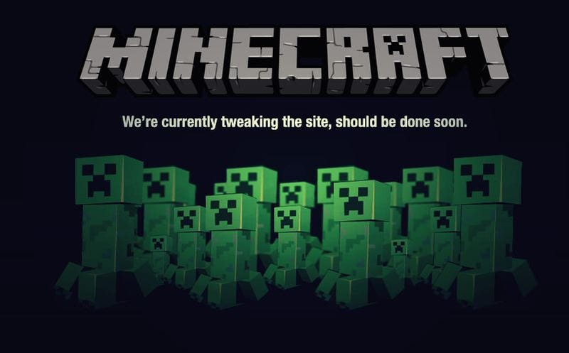 Minecraft is Out! Go Get It Dammit!!