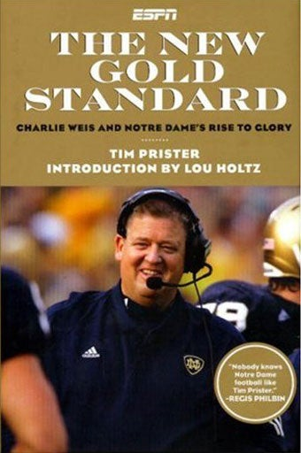 Charlie Weis: Done