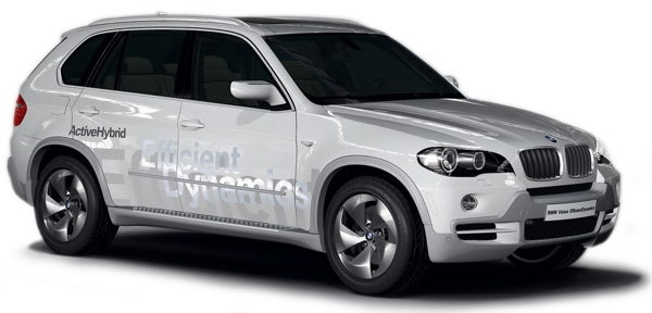 BMW X5 Twin Turbo Diesel Hybrid Concept Coming To Geneva, It's Happening... Maybe