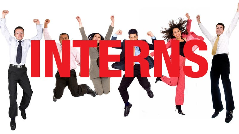 Comment of the Day: Stock Interns Need Not Apply