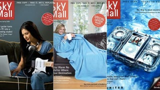 Goodnight, Sweet Prince: SkyMall Files