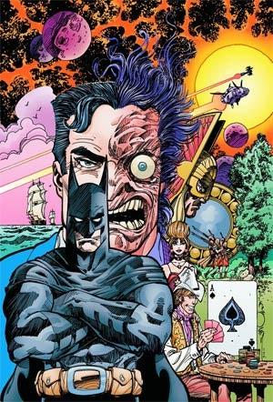 In this week's comics, Walt Simonson draws Batman and xenomorphs