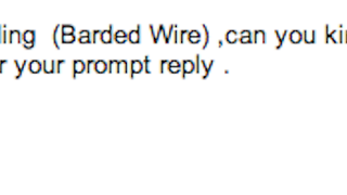 Spam that I would love to understand