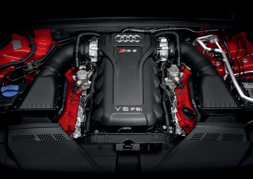 Audi RS5: This Is Jack's Beating-At-450 HP V8-Engined Heart