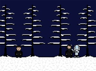 Game of Thrones' most brutal deaths remade as 8-bit animated GIFs