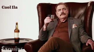 Speaking Scotch with Brian Cox Redux