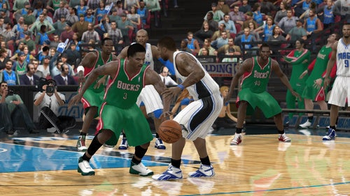 "EA Sports On NBA Elite: ""It Was Just Going To Be A Bad Game"""